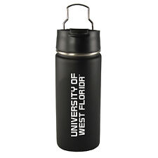 University of West Florida-20 oz. Travel Tumbler-Black