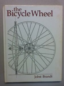 The Bicycle Wheel by Jobst Brandt Book The Fast Free Shipping