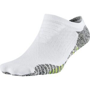 Nike Women's Lightweight No Show Training Socks White Size L