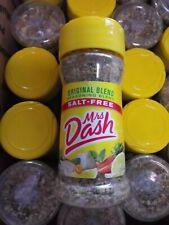 20 Mrs Dash Salt Free Original Seasoning 2.5 Ounce  10/12/2020 Wholesale