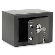 HARDCASTLE KEY OPERATED HOME SECURITY MONEY/CASH SAFE STRONG STEEL CE APPROVED