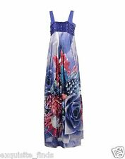 NEW ROBERTO CAVALLI EMBELLISHED LONG DRESS 42 - 6