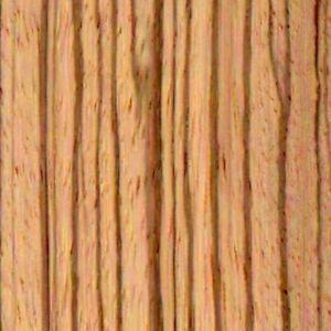 "Zebrawood Qtd Recon Veneer Sheets - 10 Mil Paperbacked  4'x8' (""49""x97"")"