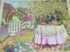 Vintage Home Estate Print Lynn Hollyn Pam Commander Print 14500 Garden