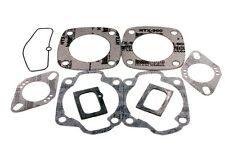 Ski-Doo Olympique 300, 1975-1978, Top End Gasket Set - Twin Cyl
