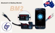 12V vehicle Battery Monitor bluetooth 4.0 Voltage Meter caravan Auto Boat Alarm