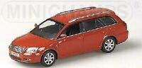 Toyota Avensis Station Wagon 2002 Rouge 1:43 Model Minichamps