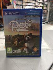 Playstation Vita Pets Ita PSVITA NUOVO
