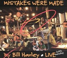 Harley, Bill : Mistakes Were Made: Live CD