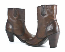 Mustang Stiefel & Stiefeletten mit Blockabsatz für Damen