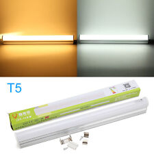 T5 28CM 5W White/Warm White LED Rigid Tube Light AC 165-265V
