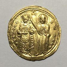 BYZANTINE EMPIRE. Romanus III. 1028-1034 AD. AV Histamenon Nomisma