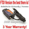 ELM327 OBDII Modified Switch Forscan Elmconfig Fits Ford Mazda High Low  CAN