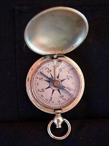 WW II Issue U.S. Corps of Engineers pocket compass