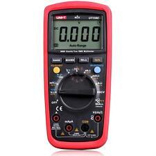 UNI-T UT139C Auto Range Digital True RMS Multimeter DMM AC DC Voltage Resistance