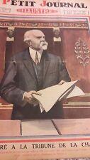Petit journal 1926 / POINCARRE / ENTERRER VIVANT / KU KLUX KLAN / STAVISKY