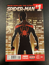 Miles Morales: The Ultimate Spider-Man #1 1st Print