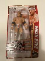 WWE Mattel Basic 2013 Zack Ryder #45 Wrestling Figure Woo Woo Woo! NXT,WWF