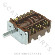 EGO 46.27266.500 6 posizioni Rotary Selector Switch 4627266500 sei modo sw34