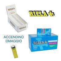 2500 Cartine RIZLA BIANCHE Corte e 2400 Filtri Rizla Ultraslim 5,7mm