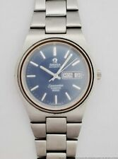 Cool Vintage Omega Seamaster Cosmic 2000 S Day Date Automatic Original Bracelet