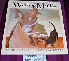 WALTZING MATILDA BY BANJO PATERSON PAPERBACK BOOK (2017) BRAND NEW