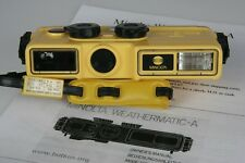 MINOLTA Weathermatic A Underwater 110 Film Camera Scuba Snorkeling Waterproof