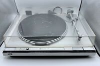 JVC L-A31 Auto-Return Direct-Drive Turntable Works Audio Technica Needle