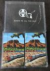 Vintage Santa Fe All The Way Railway Railroad Train Playing Cards 1 Deck Case