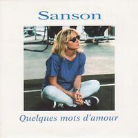 Véronique Sanson CD Single Quelques Mots D'amour - France (EX/M)