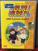 Guru Guru il Girotondo della Magia Inizia il Grande Viaggio 1 DVD Versione Tv N