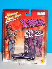 Johnny Lightning 2000 Marvel Series 1 #9 The Uncanny X-Men Issue #198 '59 DeSoto