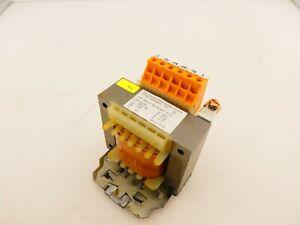 Rist Transformatorenbau Trafo 400 V / 230V / 60 Watt (21-10-19-23)