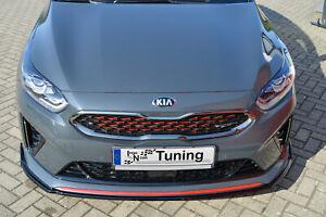 Sonderaktion Spoilerschwert Frontspoiler ABS für Kia Cee'd GT Pro Ceed FL ABE