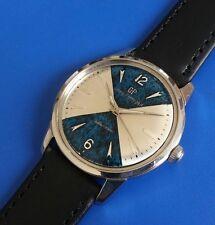 Exquisite 1960s Vintage Mans Girard-Perregaux *SEA HAWK*  Stunning  Dial!