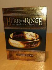 Der Herr Der Ringe Trilogie Limited Extended Edition Blu Ray