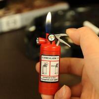 Cigar Torch Refillable Jet Lighter Adjustable Fire Butane Cigarette Gas Lighters