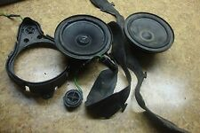 2002 BMW K1200 LT K1200LT K 1200 Front Speaker Parts Boot Parts Shroud 02