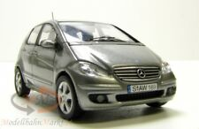 SCHUCO Mercedes-Benz A-Klasse in kometgrau-metallic Modell im Maßstab 1:43 - OVP