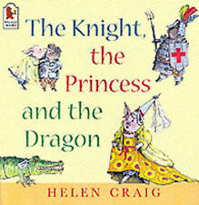 Good, The Knight, the Princess and the Dragon (Susie & Alfred), Craig, Helen, Bo