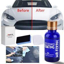 Car Polish 9H MR FIX Nano Hydrophobic Waterproof Glass Coating Protectin Ceramic