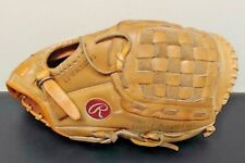 "Rawlings 11 1/2"" inch Players Series OR412 Leather Baseball Mitt Glove RHT"