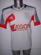 Ajax Shirt Adidas Adult Small Football Soccer Training Leisure Jersey Holland