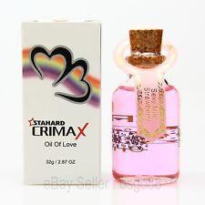 STAHARD CRIMAX Climax Water Soluble Erotic Massage oil Massage gel 32g 2.87oz