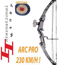 Tir à l'ARC a Flèche PRO Flèches 230km/h NEUF!archerie BOGEN Pijl CHASSE peche