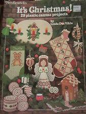 PLASTIC CANVAS CHRISTMAS PATTERNS NEEDLEWORKS  OOP
