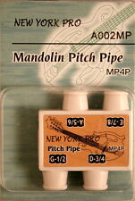 New York Pro A002MP Mandolin Pitch Pipe  E A D G  Suitable for Violin  New