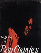 May 10, 1962 The Genius of Ray Charles Concert Program and Ticket Stub Phila, Pa