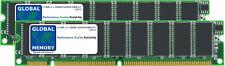 512mb 2x256mb Dram Memoria DIMM Kit para Cisco Pix 535 Firewall