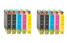 10 cartuchos gen de impresora XL Eps Stylus sx100 dx5050 dx5500 dx6000 T0711